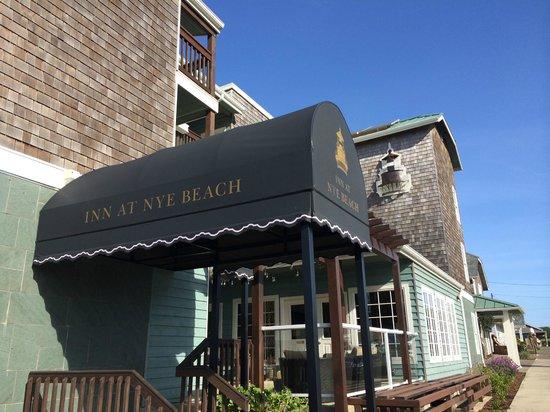 Inn at Nye Beach : Entrance