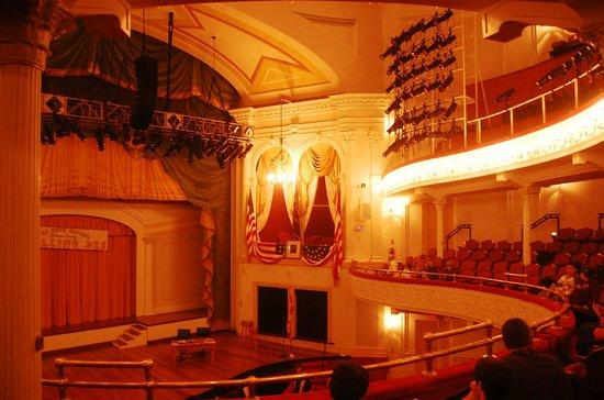 Ford's Theatre Presidential Box