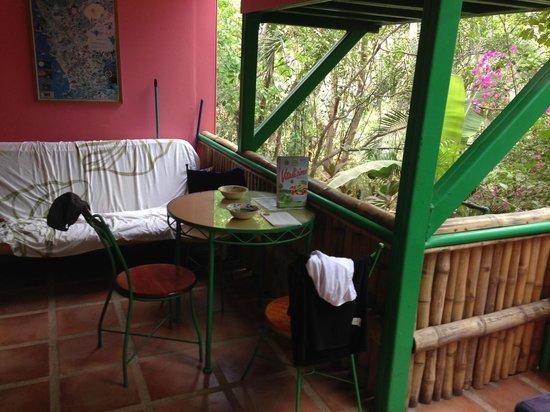 Nosara B&B Retreat : Our kitchen.