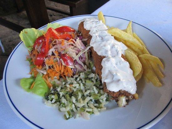 Konoba Taurus : lunch