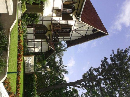 Hotel Steinhausen Colonial: Fachada do hotel