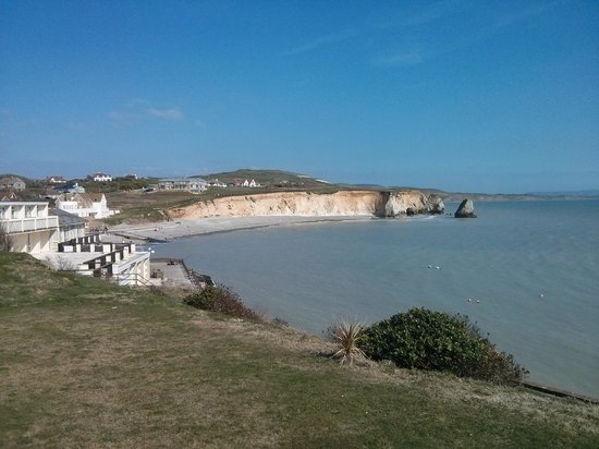 Freshwater Bay Country House: Hotel Location