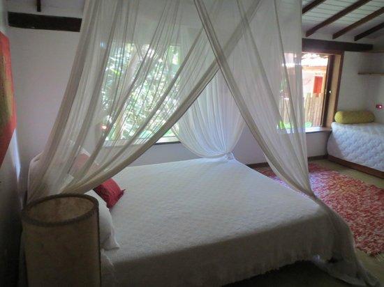 Casa Natureza Brasil: Habitacion