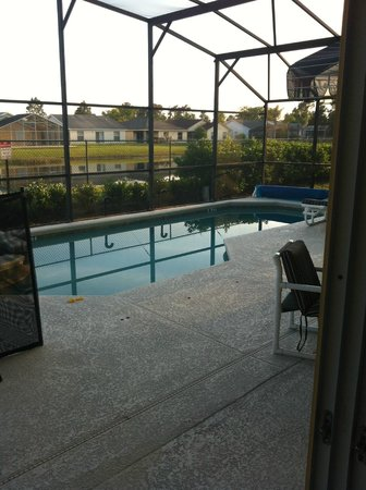 Terra Verde Resort Kissimmee Florida: Pool View