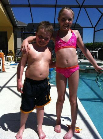 Terra Verde Resort: Kids having a blast!!