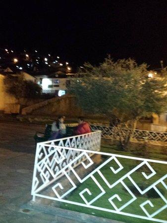San Blas: bairro san blás