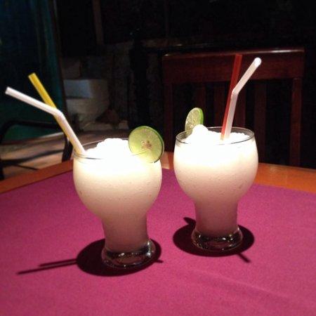 Pan Yaah Thai Restaurant: Lime shake