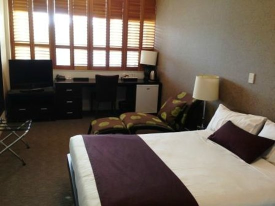 Adabco Boutique Hotel: Superior Room