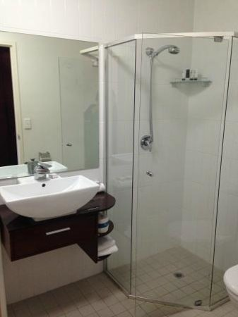 Adabco Boutique Hotel : Bathroom