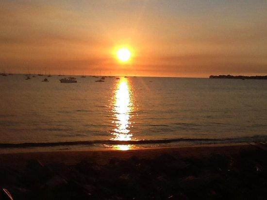 Mindil Beach : Sunset on Mindil