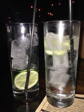 Downey, CA: $3 club sodas