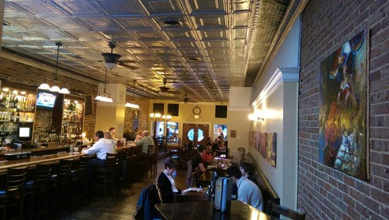Re-cess Southern Gastro Pub: Dinner with pleasant ambiance and great Service. Thanks Nicki