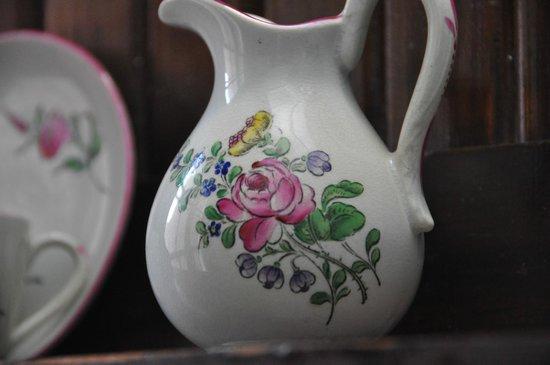 Nichols House Museum : jug
