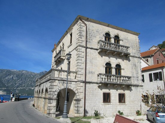 St. Nikola Church: perast