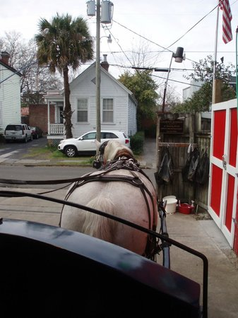 Palmetto Carriage Works: Leaving the stable
