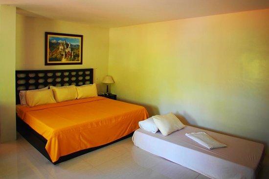 Punta de Fabian: Bed room - Junior Suite