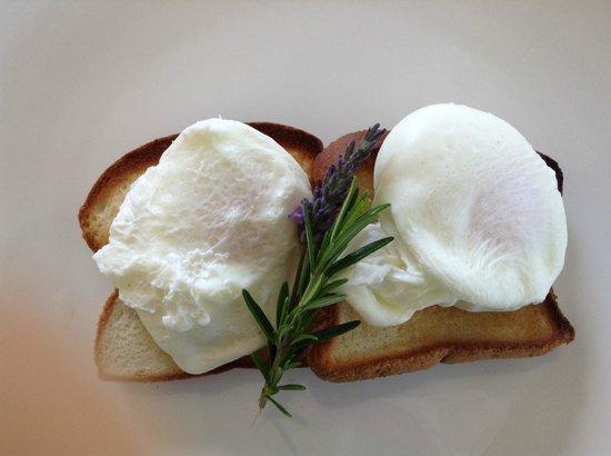 Villa Howden: Gluten Free Breakfast