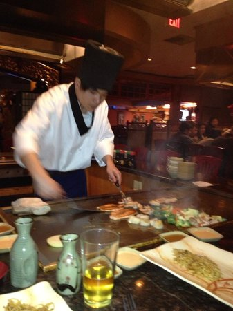 Ziki Japanese Steak House