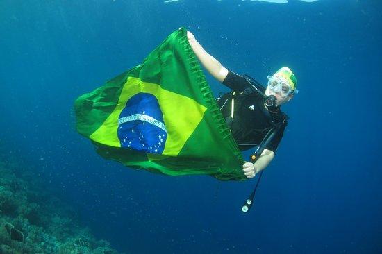 Miguel's Diving Gorontalo: Brasil
