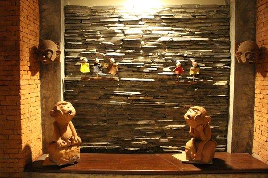 Dara Samui Beach Resort: Hotel deocrations