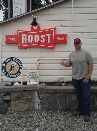 Roost Fried Chicken: Roost Rollin' with the tide!