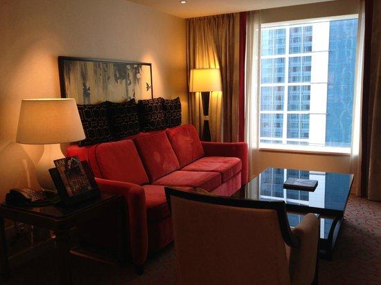 Sheraton Grand Macao Hotel, Cotai Central: Very Pleasant!