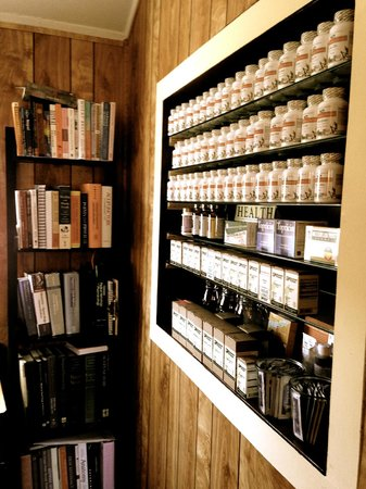 Sage Massage Therapy & Acupuncture : Only high grade Chinese herbs  & Standard Process food based supplements.