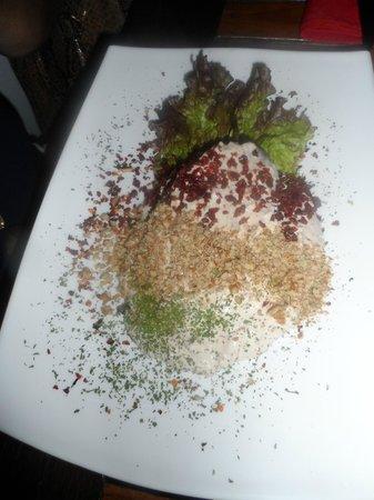Real San Pedro : chile en nogada