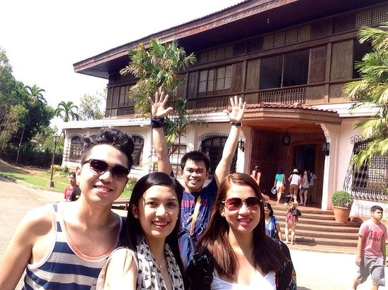 Malacanang Of The North: St. Lukes Tour 2014