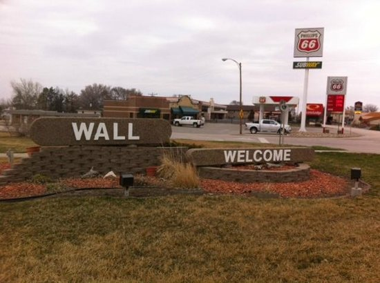 Welcome to Wall Drug