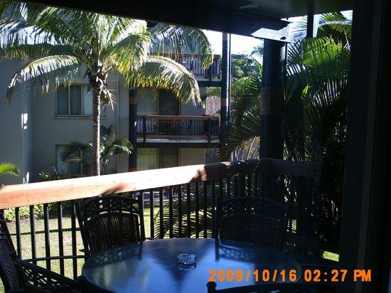Wyndham Resort Denarau Island: deck
