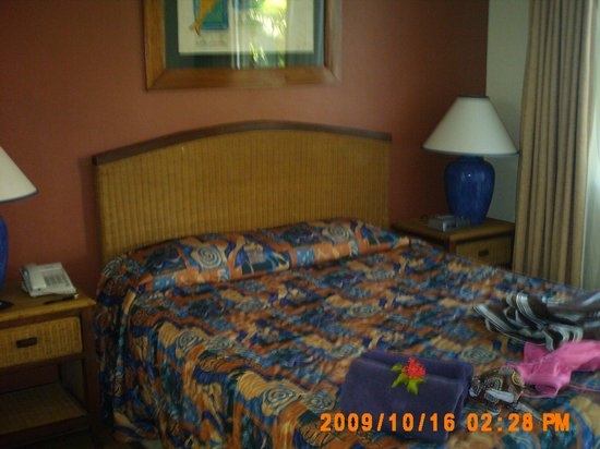 Wyndham Resort Denarau Island : Room as of 2009