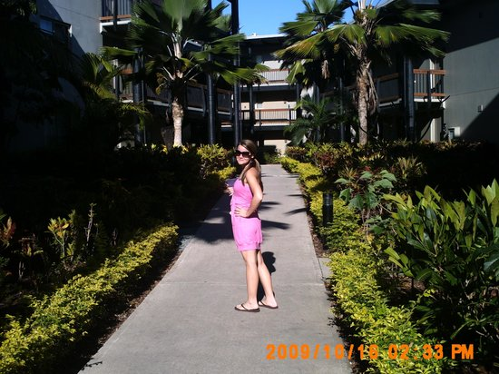 Wyndham Resort Denarau Island : walkways