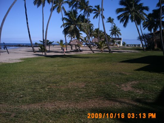 Wyndham Resort Denarau Island : beach view