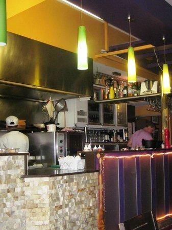 Voodooz Cajun Kitchen: at your service