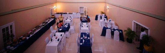 Hotel Tim Bamboo: Dining room