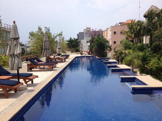 Porto Playa Condo Hotel & Beachclub: Sand free....
