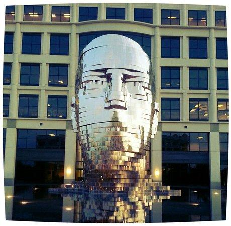 Metalmorphosis: Oracle head
