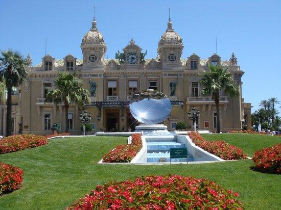 Casino of Monte-Carlo : Казино Монте-Карло