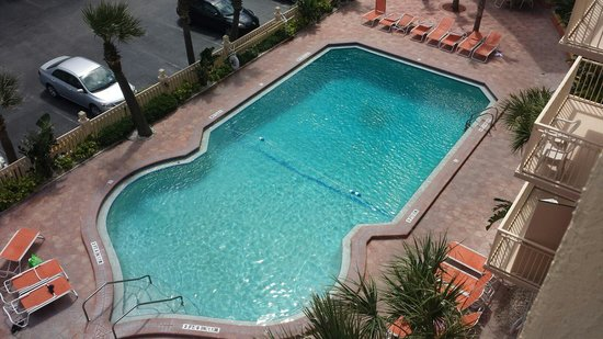 Lexington Inn & Suites: Awesome pool