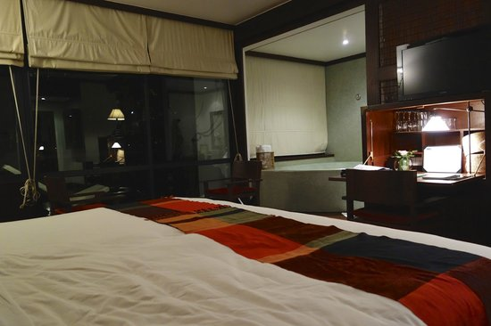 Belmond La Résidence d'Angkor: Garden Room with Bath Tub