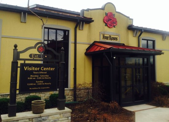 Four Roses: Great gift shop