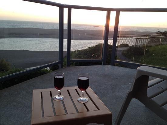 Breakers Inn: great sunset views!