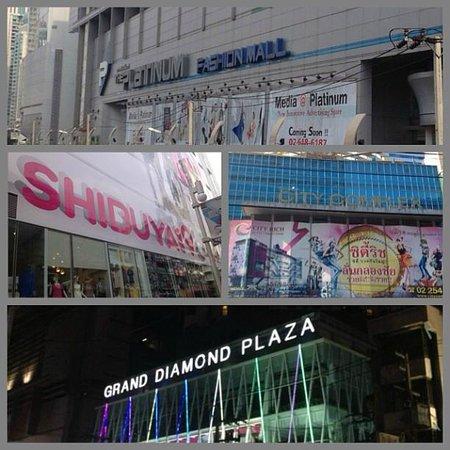 Platinum Fashion Mall : great malls in bangkok