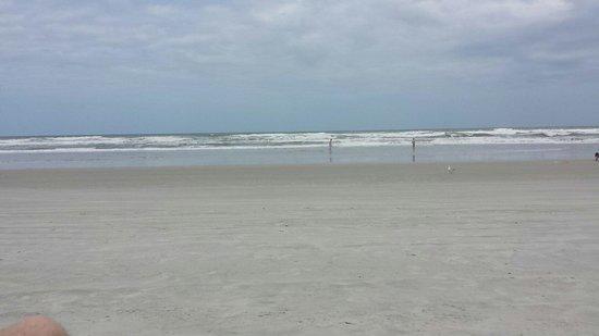 Beach at Daytona Beach : Our favorite view
