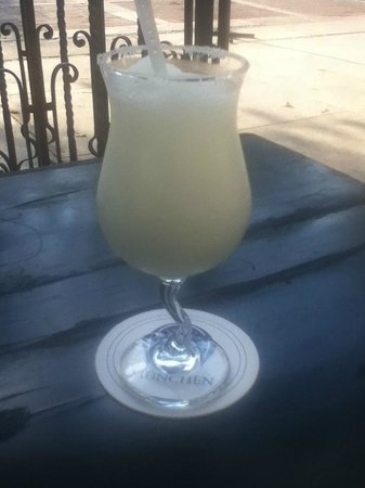 Hennessy's Irish Pub: Frozen Daiquiri