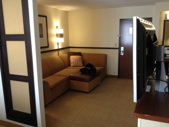 Hyatt Place Dallas/Plano: Room 609