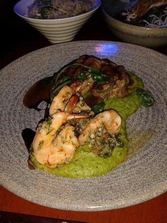 Sukha Asian Cuisine: Medallones de Lomo en Salsa de Cerveza Negra