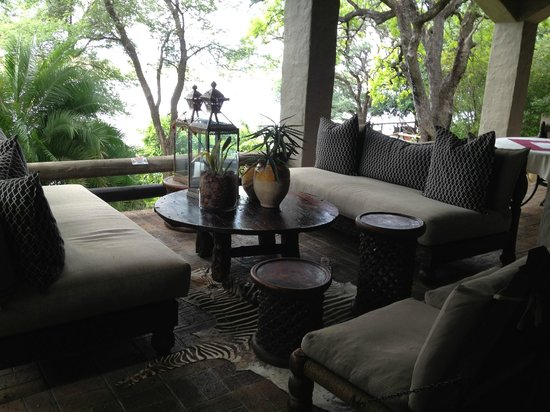 Chobe Game Lodge: Rest & Relax