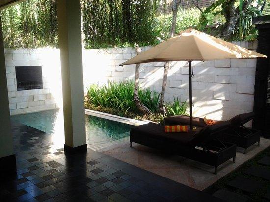 Sun Island Boutique Villas & Spa: Deluxe Pool Villa